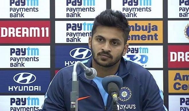 चयनकर्ता सरनदीप ने कहा- यदि भारत चार तेज गेंदबाजों के साथ उतरता है तो शार्दुल को टीम में रखूंगा