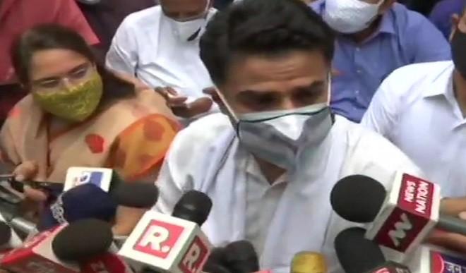 भाजपा में शामिल होने से सचिन पायलट का इनकार, कहा- टूटेगा केंद्र सरकार का अहंकार