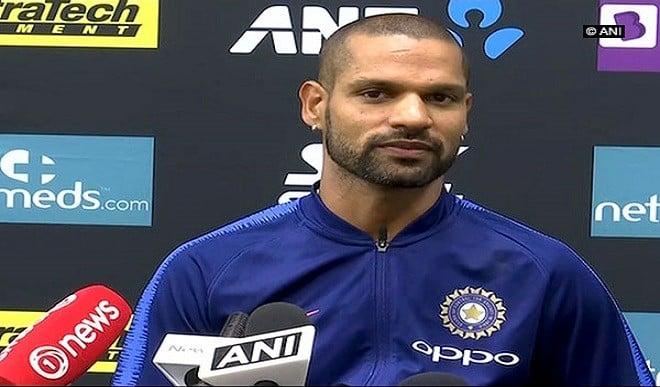 श्रीलंका दौरे के लिये भारतीय टीम का हुआ ऐलान, कप्तान बने शिखर धवन