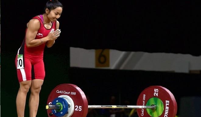 वेटलिफ्टर मीराबाई चानू ने टोक्यो ओलंपिक के लिए किया क्वालीफाई