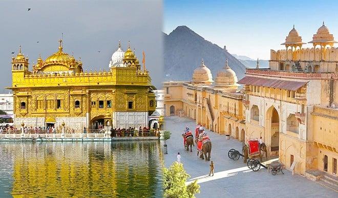 भारत में इन जगहों पर हुई है कई बॉलीवुड फिल्मों की शूटिंग