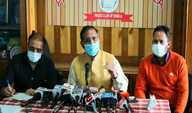 बीजेपी ने किया फाइनल, अगले चुनाव में भी मुख्यमंत्री जयराम ठाकुर ही होंगे भाजपा का चेहरा