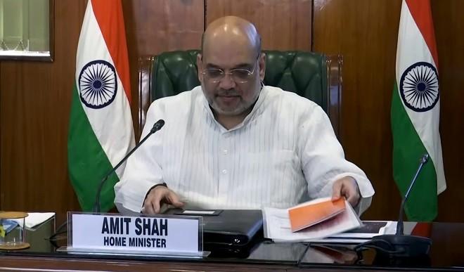 जम्मू-कश्मीर के मसले पर उच्चस्तरीय बैठक, अमित शाह ने दिए कई निर्देश