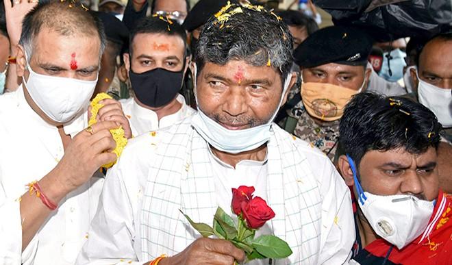 साक्षात्कारः पशुपति कुमार पारस ने चिराग पासवान को पदों से हटाने के कारण बताये