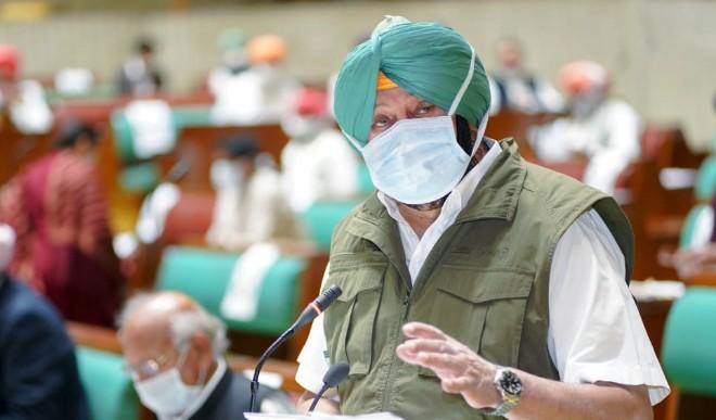 कांग्रेस कमेटी के सामने आज पेश होंगे कैप्टन अमरिंदर सिंह , राज्य में कलह दूर करने पर मंथन