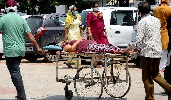 जम्मू कश्मीर में कोरोना वायरस के डेल्टा प्लस स्वरूप का पहला मामला पाया गया