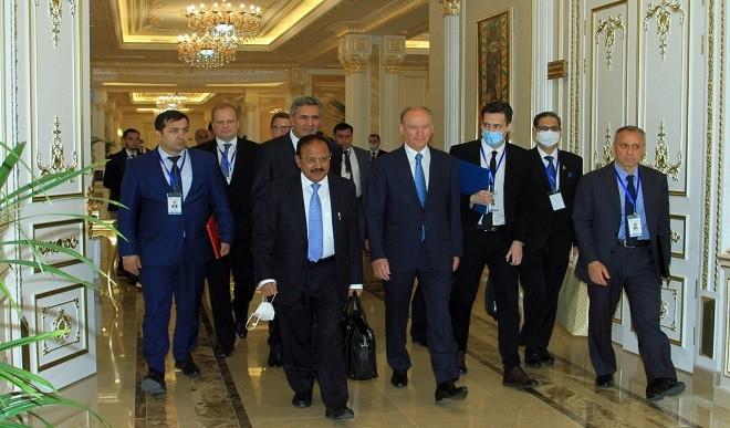 SCO बैठक में NSA ने आतंकवाद पर साफ किया भारत का इरादा, पाक स्थित आतंकी समूह पर हो एक्शन