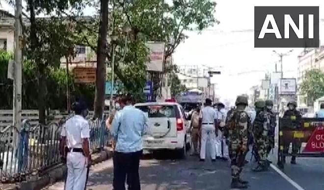 चुनाव के बाद हुई हिंसा की शिकायतों की जांच के लिए बंगाल पहुंचे NHRC के अधिकारी