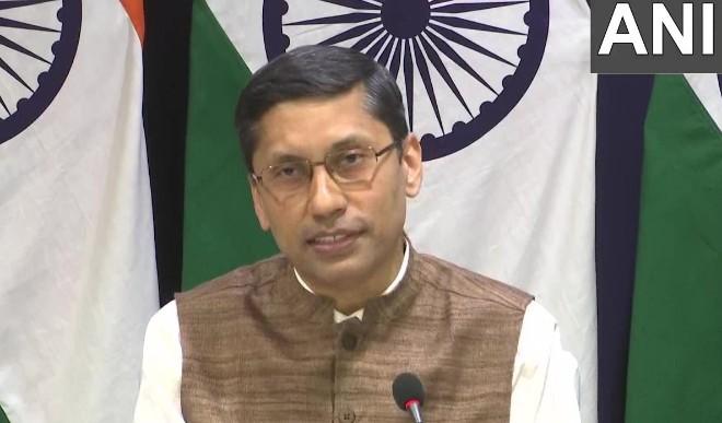 पाकिस्तान के साथ सामान्य संबंध रखना चाहता है भारत: विदेश मंत्रालय