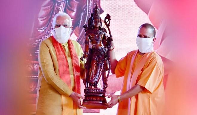 PM मोदी का मंदिर मंथन, CM योगी अयोध्या के विकास का पेश करेंगे विजन