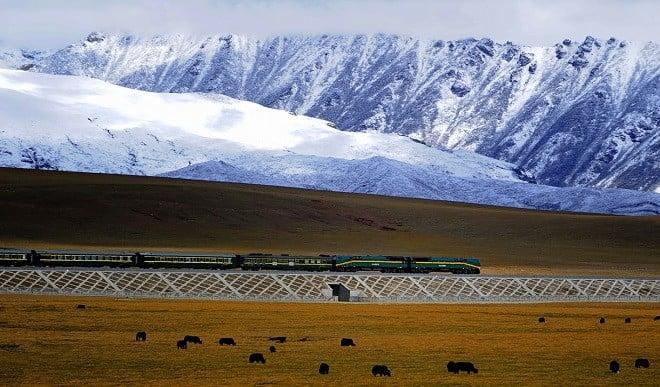 भारतीय सीमा के पास पहुंची चीन की 'बुलेट', रणनीतिक रूप से अहम है ये प्रोजक्ट