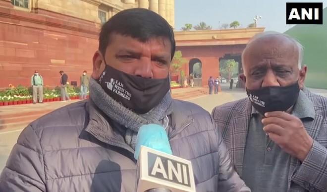अयोध्या जमीन विवाद: AAP सांसद संजय सिंह ने RSS प्रमुख मोहन भागवत से मांगा मिलने का समय