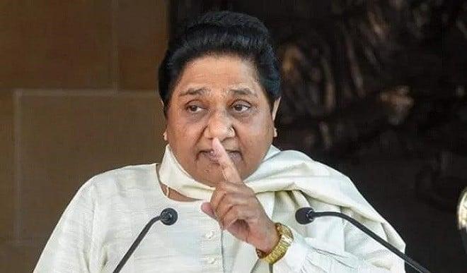 मायावती ने किया बड़ा ऐलान, उत्तर प्रदेश और उत्तराखंड में अकेले विधानसभा चुनाव लड़ेगी बसपा