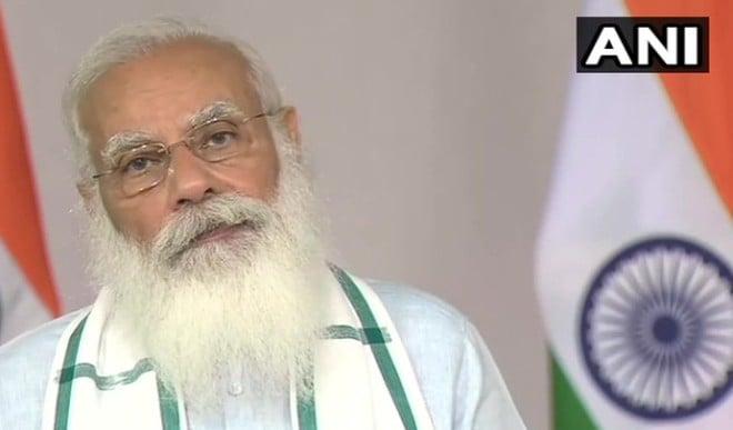 प्रधानमंत्री मोदी ने पुडुचेरी में मंत्री पद की शपथ लेने वालों को शुभकामनाएं दीं