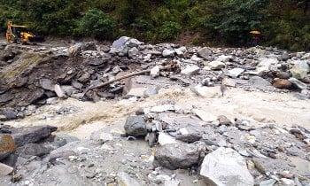 हिमाचल में भारी बारिश