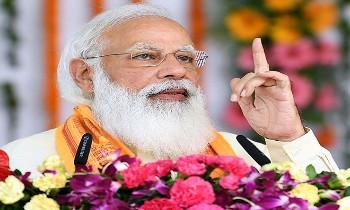 प्रधानमंत्री नरेंद्र मोदी का वाराणसी दौरा