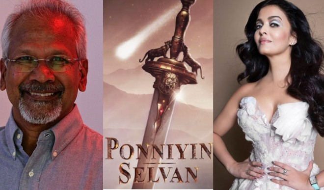 निर्देशक मणिरत्नम ने पुदुचेरी में  शुरू की महत्वाकांक्षी प्रोजेक्ट Ponniyin Selvan की शूटिंग