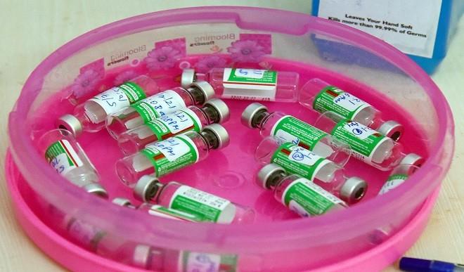 Covid-19 India: भारत में कुल वैक्सीनेशन का आंकड़ा 41 करोड़ के पार