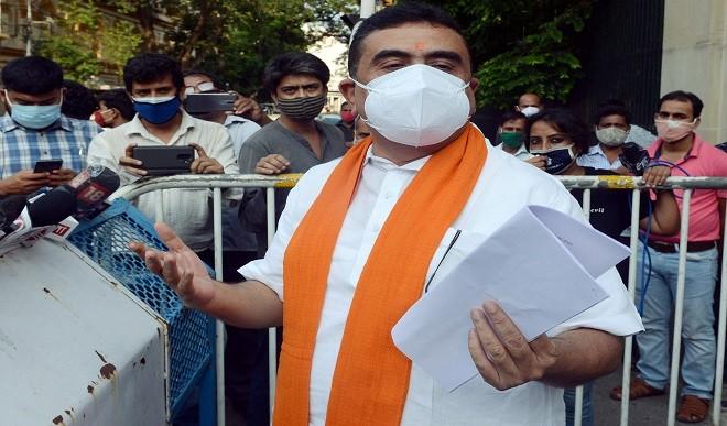 मिदनापुर एसपी को शुभेंदु अधिकारी की धमकी, कहा- ऐसा कुछ मत करो कि जम्मू-कश्मीर में ड्यूटी करनी पड़े