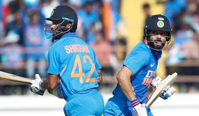 धवन और कोहली की कप्तानी में एक ही समय पर दो मुकाबले खेलेगी भारतीय टीम ! जानिए वजह