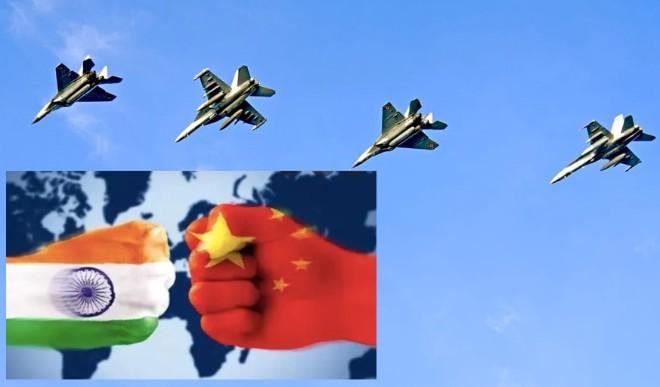 लद्दाख के पास Fighter Aircrafts  Airbase तैयार कर रहा चीन, क्या भारत को डराने की कोशिश!