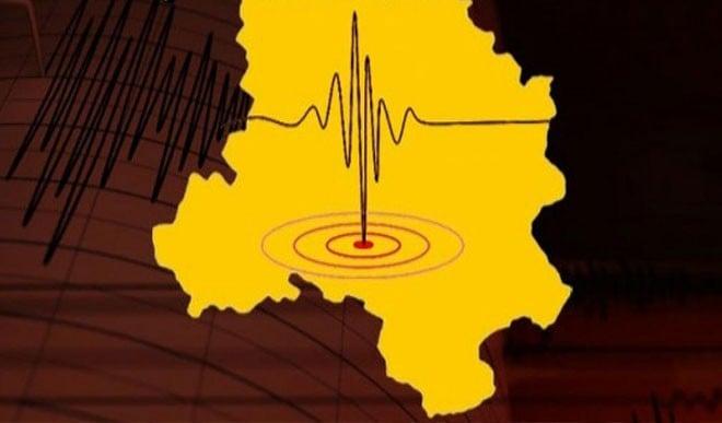 राजस्थान के बीकानेर में भूकंप के झटके, रिक्टर स्केल पर 5.3 तीव्रता