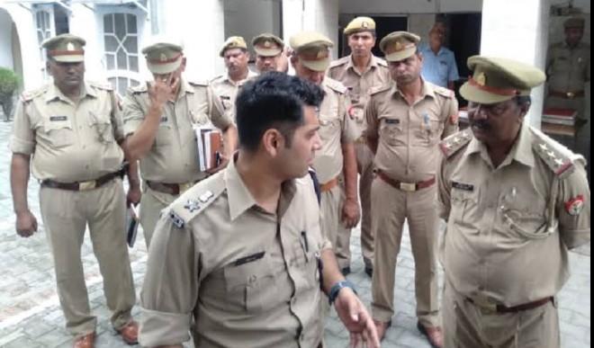 बकरीद की नमाज के लिए गोरखपुर में सुरक्षा के पुख्ता इंतजाम