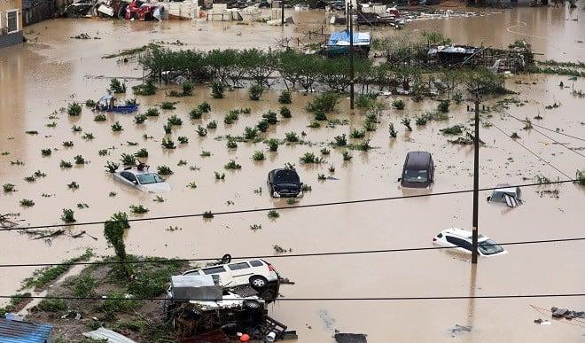 चीन में भारी बारिश के कारण 25 लोगों की मौत, 10 लाख से अधिक लोग प्रभावित, सेना बुलाई गई