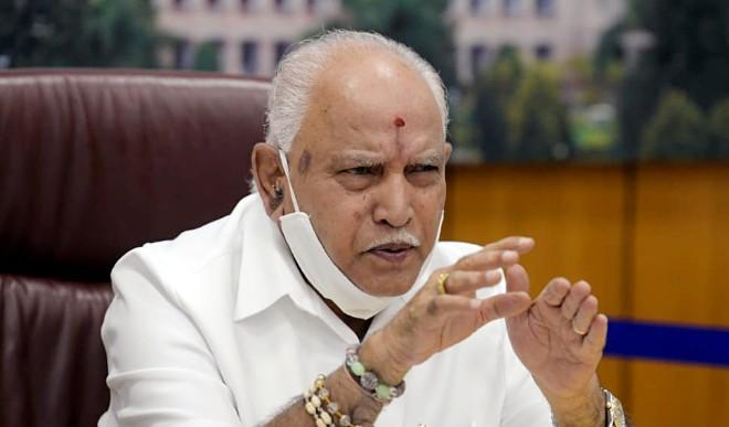 येदियुरप्पा ने मुख्यमंत्री के तौर पर अपने भविष्य पर कहा- आलाकमान के निर्देशों का पालन करूंगा