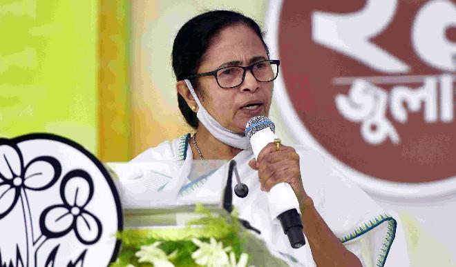 ममता बनर्जी  ने दैनिक भास्कर के परिसरों पर छापेमारी को लेकर कहा, लोकतंत्र को कुचलने का क्रूर प्रयास