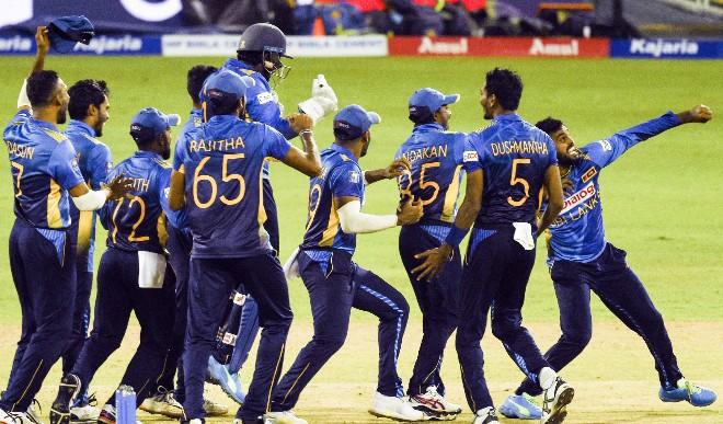 भारत के खिलाफ दूसरे वनडे में धीमी ओवरगति के लिये श्रीलंका पर लगा इतना जुर्माना