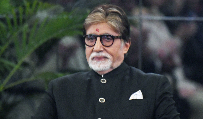 अमिताभ बच्चन ने दीपिका पादुकोण और प्रभास की मुख्य भूमिका वाली फिल्म की शूटिंग शुरू की