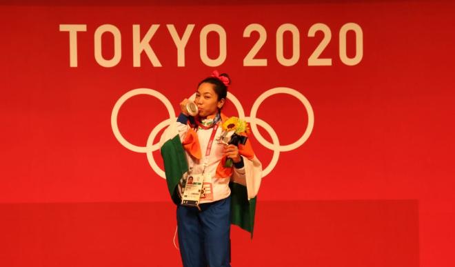 Tokyo Olympics 2020 Highlights: भारत के लिए शानदार रहा दूसरा दिन, मीराबाई चानू ने रचा इतिहास