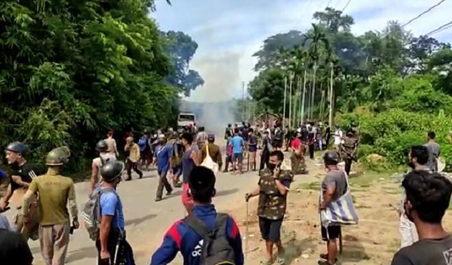 हिंसा के बाद असम-मिजोरम सीमा पर तनाव, मुख्यमंत्रियों के बीच ट्विटर पर आरोप-प्रत्यारोप, जानिए पूरा मामला