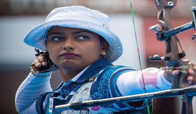 तीरंदाज दीपिका आसानी से दूसरे दौर में, भूटान की कर्मा को आसानी से हराया