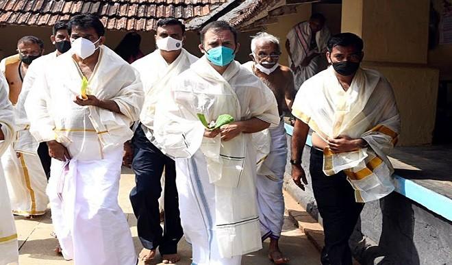 जब राहुल गांधी ने उत्तर भारतीयों के लिए दक्षिण भारत में दिया था बयान, खूब हुआ था बवाल