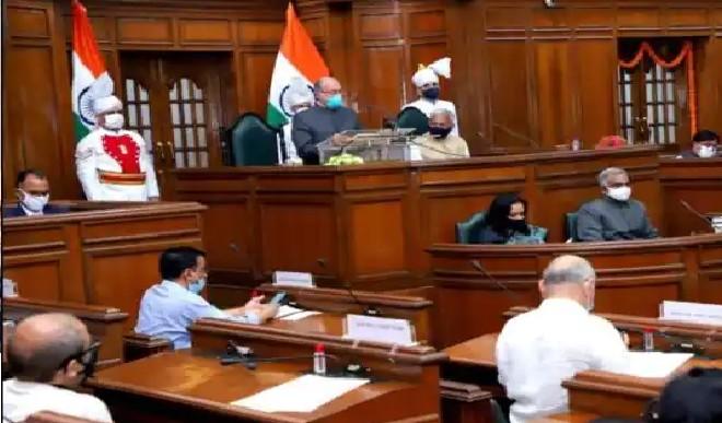 दिल्ली विधानसभा में बीजेपी के विरोध के बीच GST संशोधन विधेयक पारित