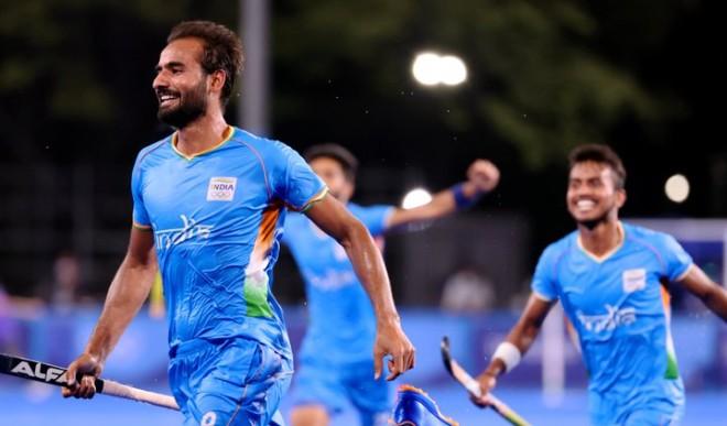 ओलंपिक के सेमीफाइनल में पहुंची भारतीय पुरुष हॉकी टीम, ब्रिटेन को 3-1 से दी मात