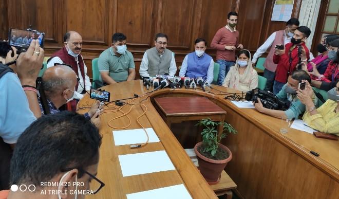 हिमाचल विधानसभा सत्र के लिए कड़ी होगी सुरक्षा व्यवस्था, घटाई जाएगी आने जाने वालों की तादाद