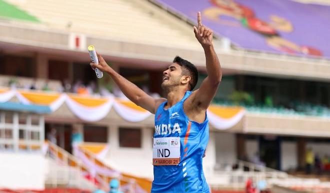 World U-20 Championship: भारतीय टीम मिक्स्ड रिले के फाइनल में पहुंची, बनाया नया रिकॉर्ड