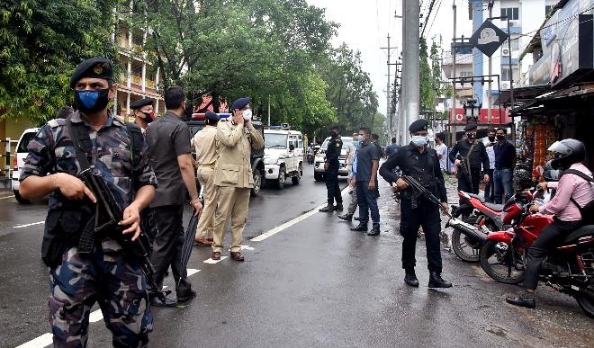 निर्माण सामग्री की  चोरी  को लेकर असम पुलिस के खिलाफ मामला दर्ज किया गया: मिजोरम