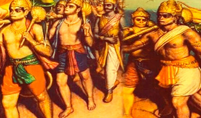 Gyan Ganga: समुद्र लांघने की बात सुन कर क्यों निराश हो गये थे सभी वानर?