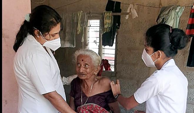 दिल्ली में बृहस्पतिवार को कोविड-रोधी टीके की 1.87 लाख से अधिक खुराक दी गईं