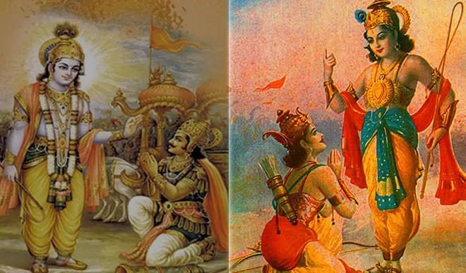 Gyan Ganga: भीष्म गीता का प्रवचन कर रहे थे तो द्रौपदी को हँसी क्यों आई?