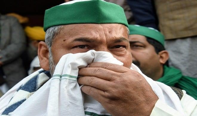 राकेश टिकैत ने अमेरिकी राष्ट्रपति से लगाई गुहार, बोले- डियर बाइडन, मोदी से किसान आंदोलन पर करें बात