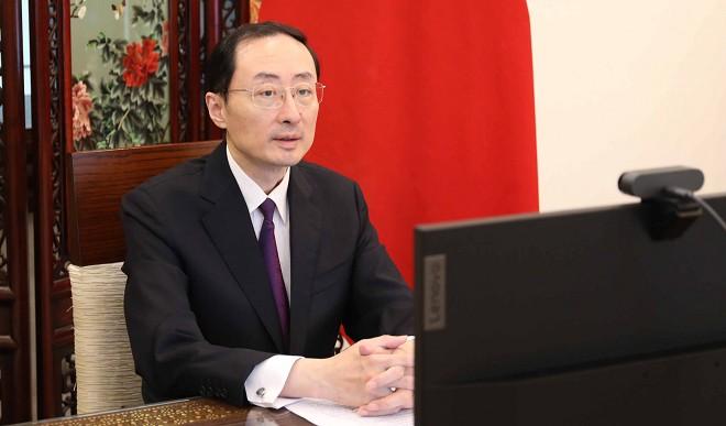 LAC पर जारी गतिरोध के बीच सामने आया चीन का बयान, कहा- शांतिपूर्ण विकास का पथ चुनना चाहिए