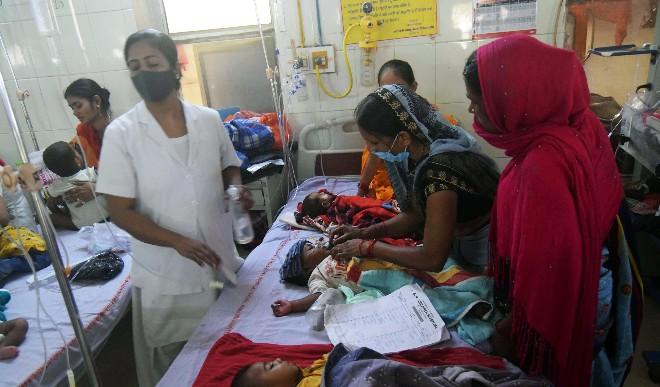 फिरोजाबाद में डेंगू से अब तक 63 लोगों की मौत, मरीजों के आने का सिलसिला जारी