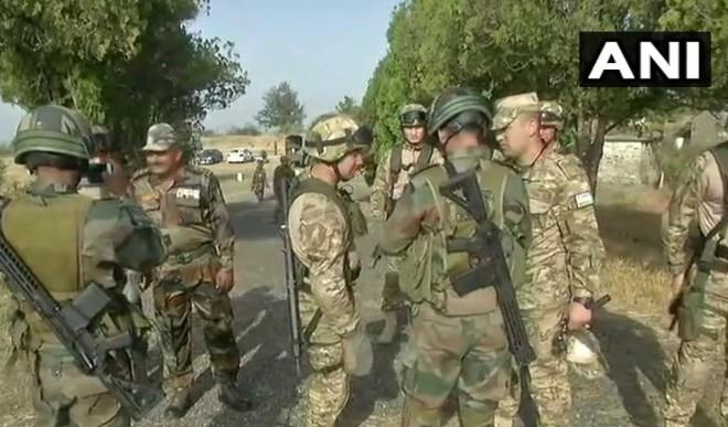 उरी में भारतीय सेना ने पकड़ा पाकिस्तानी आतंकी, घुसपैठ की कोशिश में एक ढेर